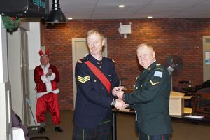 CO's Commendation - Sgt Coull
