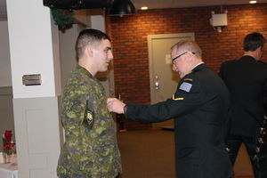 Cpl Kuhr - Promoted