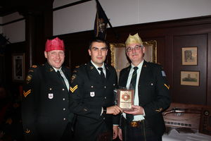 Cpl Merlihy - CO's Accommodation Award